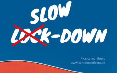 Lock-down = slow down